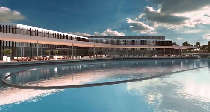 Guadalajara Tendr 225 Nuevo Centro Comercial Con Lago Artificial